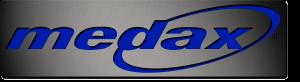 Medax Logo- Metal